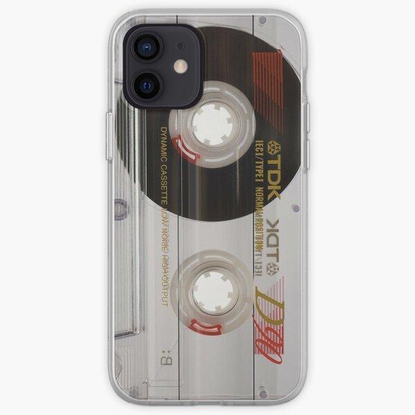 Retro Cassette Tape 1980's Designed Phone Case iPhone Soft Case