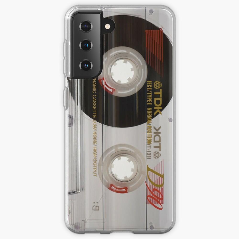Retro Cassette Tape 1980's Designed Phone Case Case & Skin for Samsung Galaxy