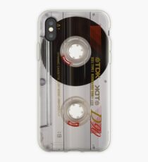 Retro Cassette Tape 1980's Designed Phone Case iPhone-Hülle & Cover