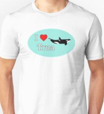 I Heart Trua Unisex T-Shirt