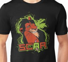 Scar - The Lion King Unisex T-Shirt