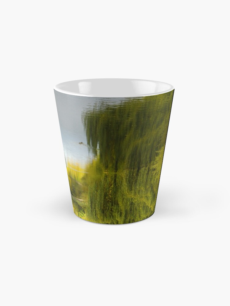 Alternate view of Reflected Willow Mug