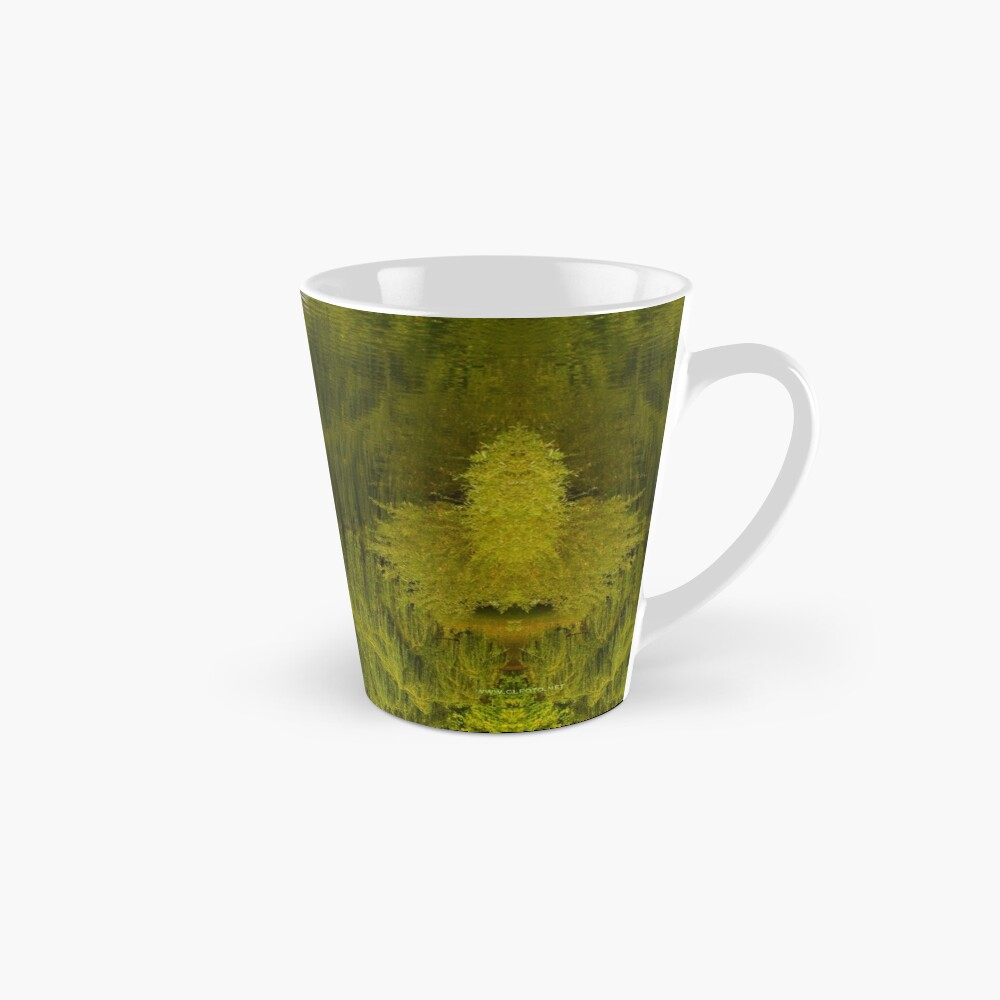 Reflected Willow Mug
