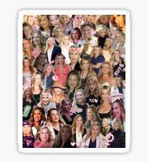 Jessica Capshaw Sticker