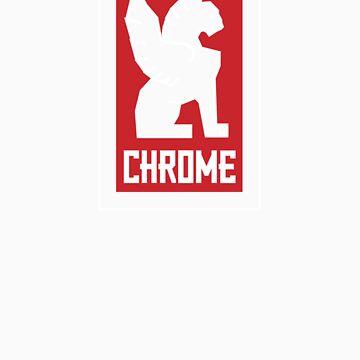 CHROME logo by jasonwitt