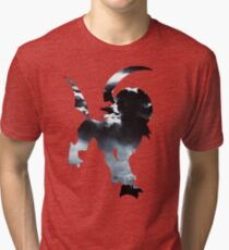 Absol used Feint Attack Tri-blend T-Shirt