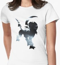 Absol used Feint Attack Women's Fitted T-Shirt