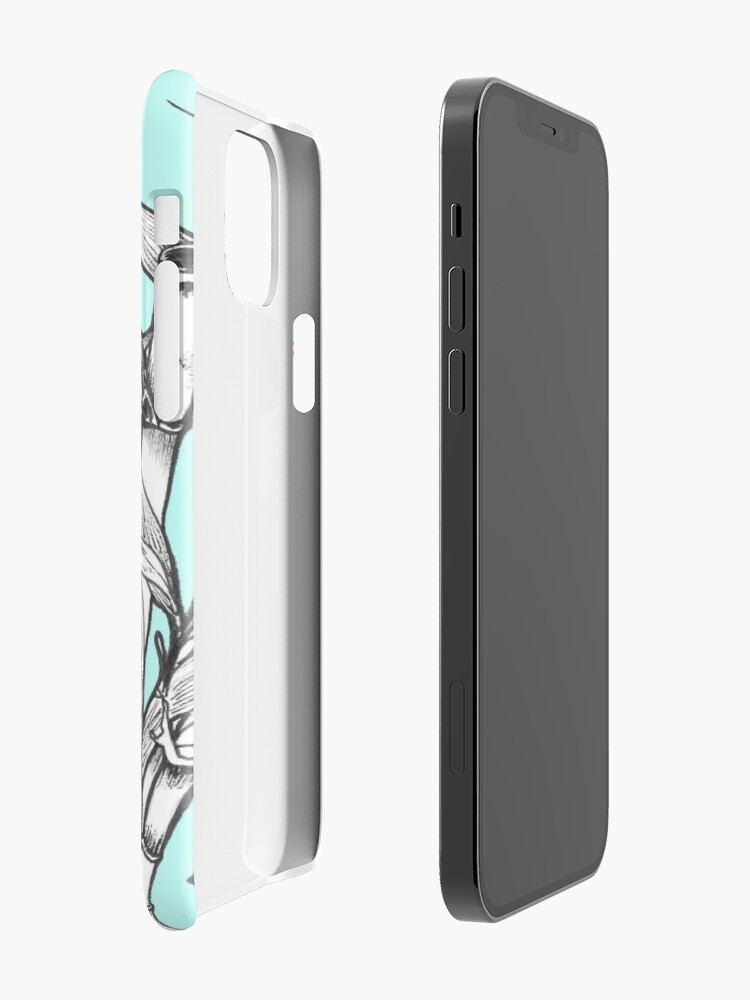 Alternate view of Bamboos  iPhone Case & Cover