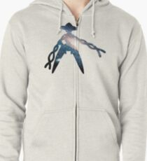 Deoxys used Psychic Zipped Hoodie