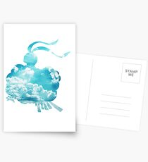 Altaria used Roost Postcards