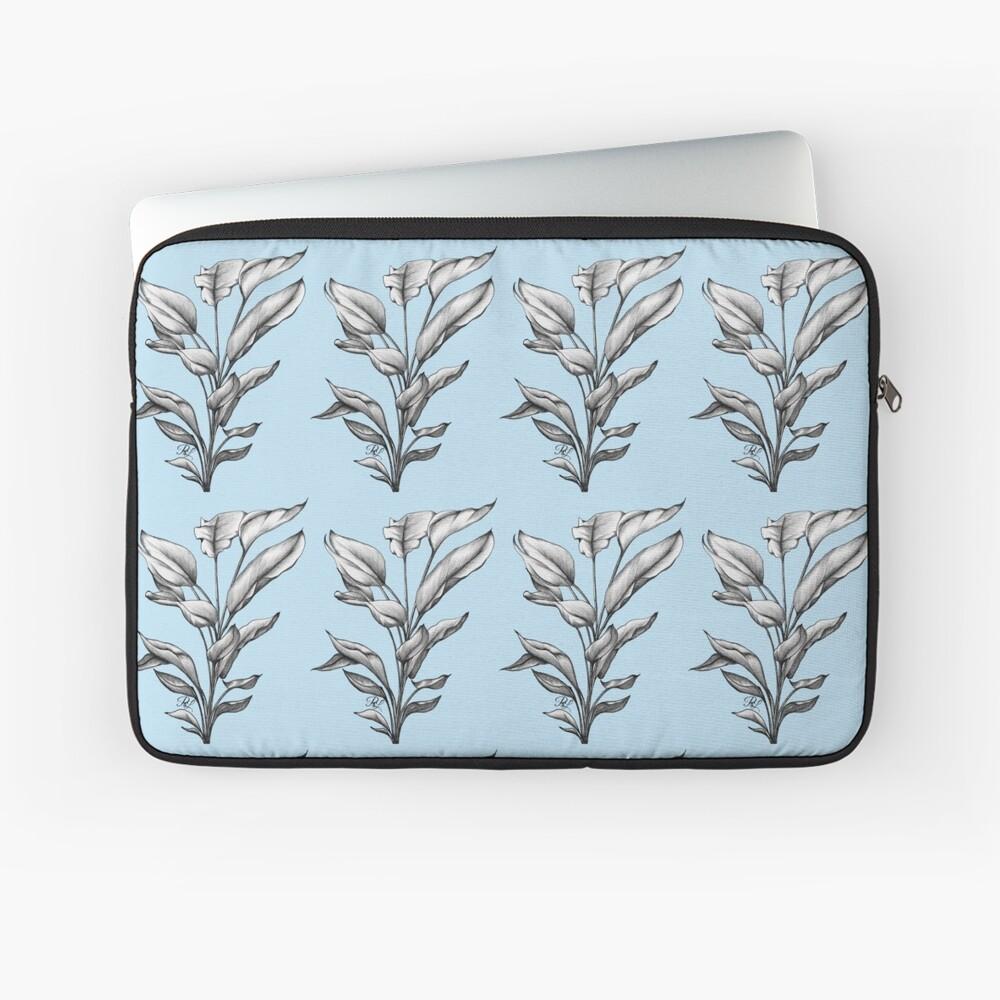 Bird of Paradise Plant Laptop Sleeve
