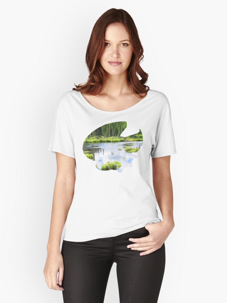 Lotad used Absorb Women's Relaxed Fit T-Shirt Front