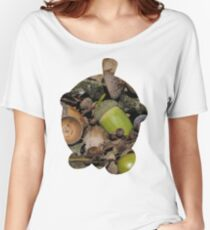 Seedot used Nature Power Women's Relaxed Fit T-Shirt