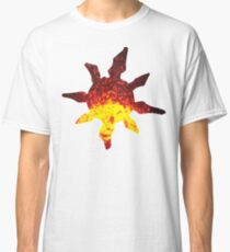 Solrock used Fire Spin Classic T-Shirt