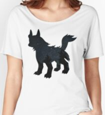 Mightyena used Dark Pulse Women's Relaxed Fit T-Shirt