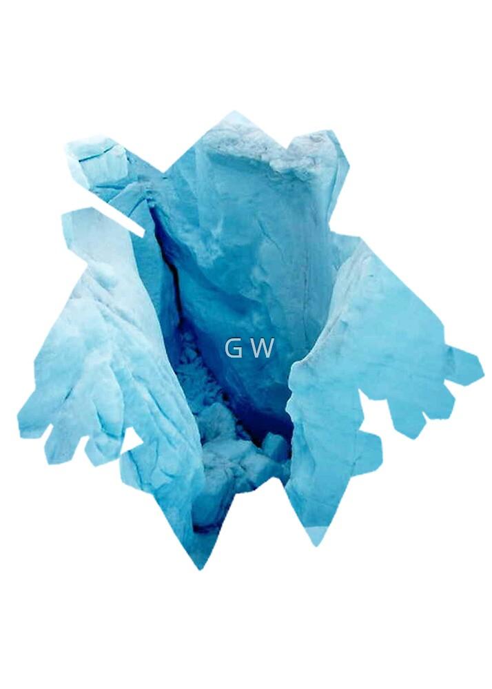 Regice used Blizzard by G W