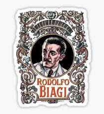 Rodolfo Biagi Sticker