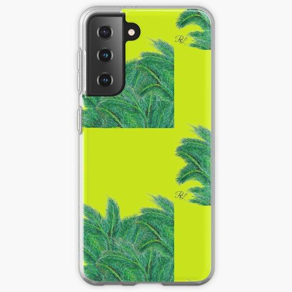 Palm Forest Samsung Galaxy Soft Case
