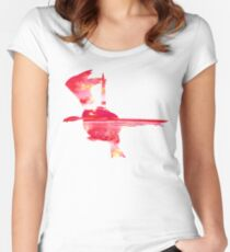 Latias used Mist Ball Women's Fitted Scoop T-Shirt