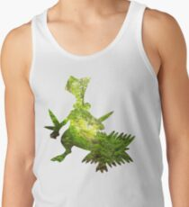 Sceptile used Leaf Storm Tank Top