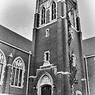 First Baptist Church Boulder Study 1 by Robert Meyers-Lussier
