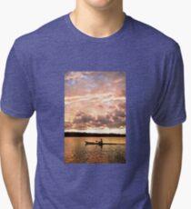 First Point Noosa Heads Tri-blend T-Shirt