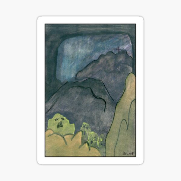 Berggeister Sticker