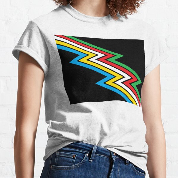 Disability Pride Flag Classic T-Shirt
