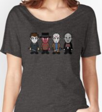 Horror Movie -  Serial Killers - Cloud Nine Women's Relaxed Fit T-Shirt