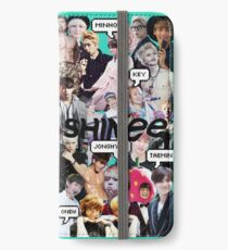 Shinee Collage iPhone Wallet/Case/Skin
