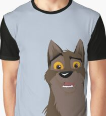 Not a Dog, Not a Wolf Graphic T-Shirt