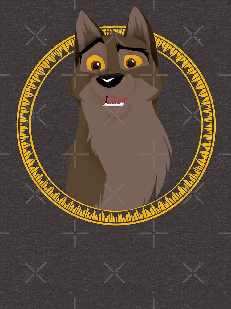 Kein Hund, kein Wolf von ejtorres