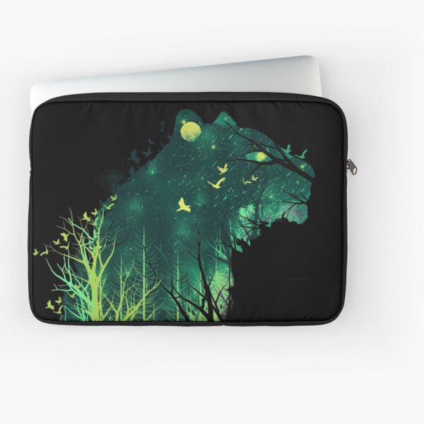Space Tiger Laptop Sleeve