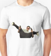 Filthy Frank Guns Unisex T-Shirt