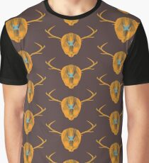 Oh, Deer Graphic T-Shirt