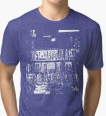 modular synthesizer T Tri-blend T-Shirt