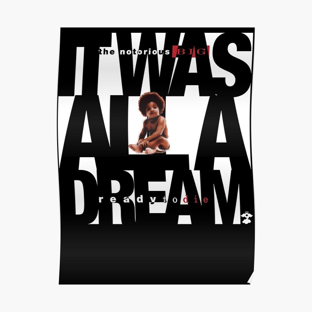 Es war alles ein Traum - Cloud Nine [White] Poster