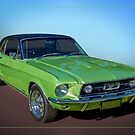 Mustang by Keith Hawley