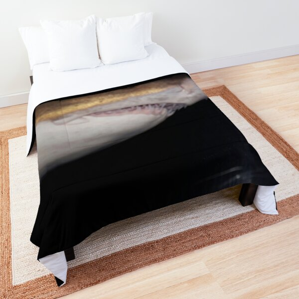 Sharky face Comforter