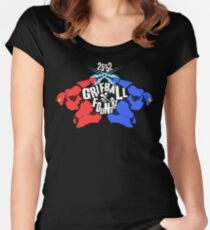 Grifball Tournament - World cup Women's Fitted Scoop T-Shirt
