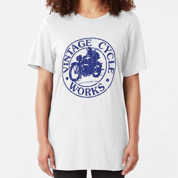 Bobber Motorrad Hotrod Hellcat Kinder Rockabilly Vintage Biker T-Shirt