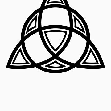 Triquetra (Transparent) by Proxish