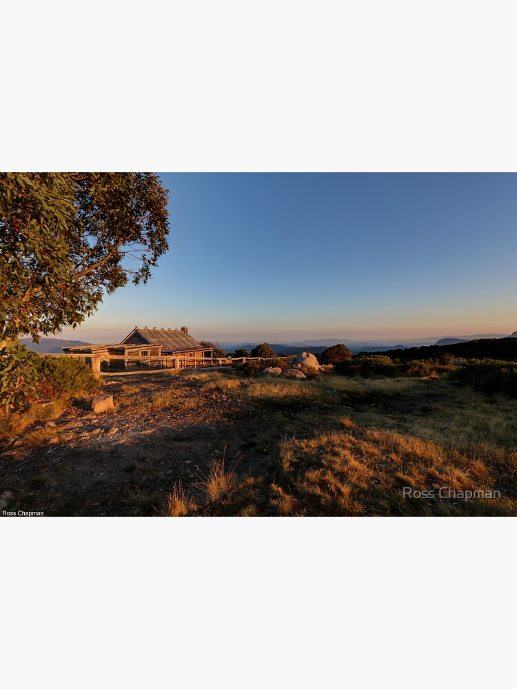 Craig's Hut, Mt Stirling. by RossChapman