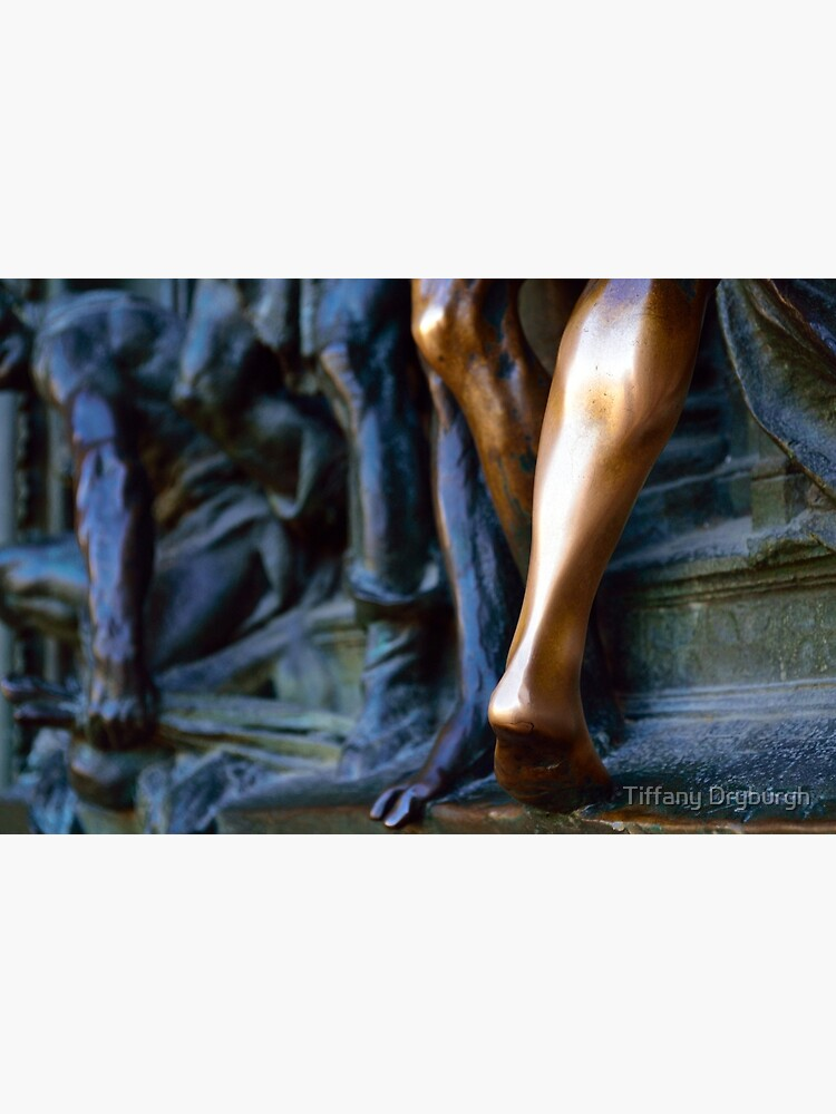 Brass Rubbing by Tiffany