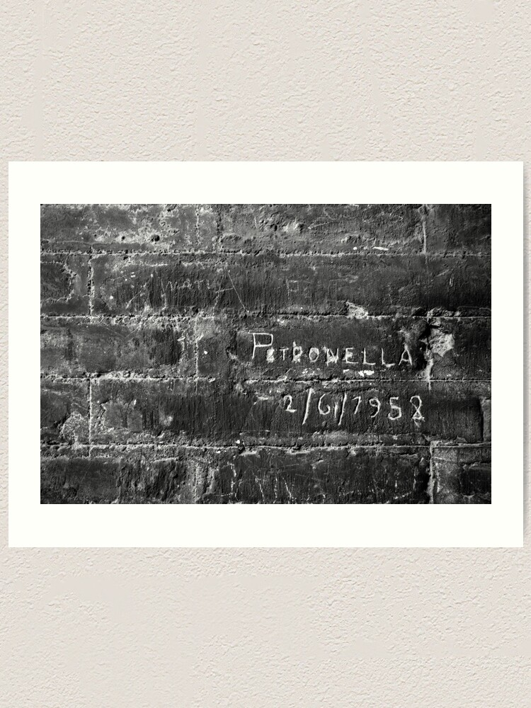 Alternate view of When Petronella Went to Rome Art Print