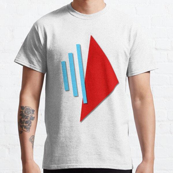 3D BLAST LOGO Classic T-Shirt