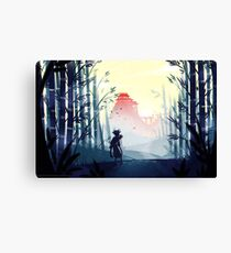The Kingdom Canvas Print