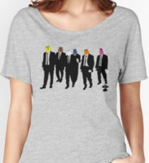 Reservoir Dog Tags Women's Relaxed Fit T-Shirt