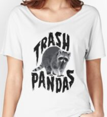 Trash Pandas Women's Relaxed Fit T-Shirt