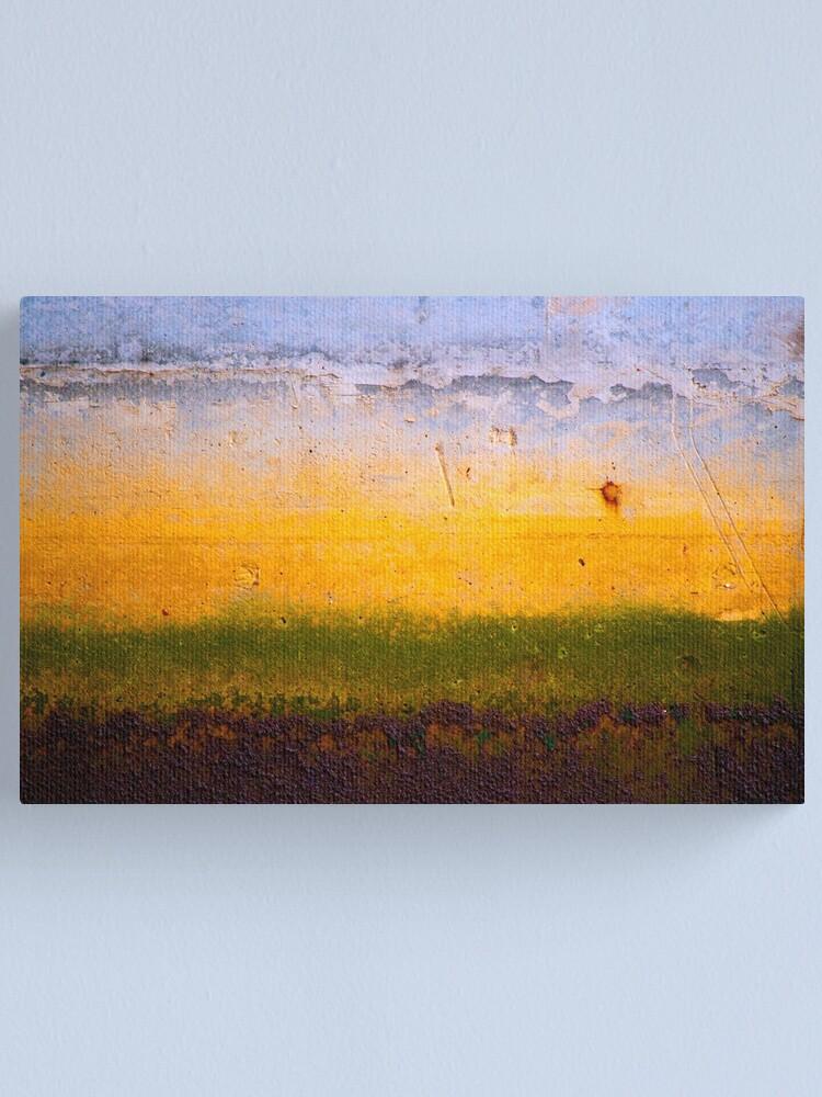 Alternate view of City Sunset Canvas Print